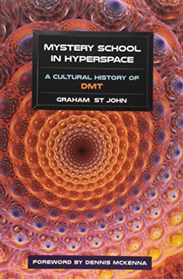 St John,graham-Mystery School In Hyperspace  Book New