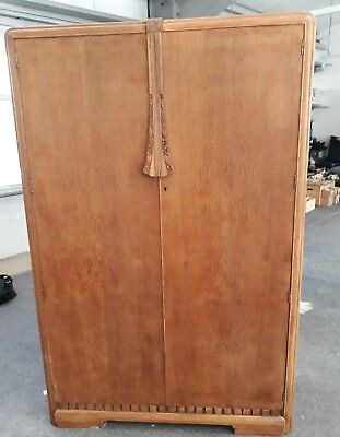vintage wardrobe with lovely inside storage