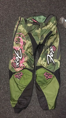 Fox 180 Girls Motocross-Hose Gr.11/12 (42/XL)