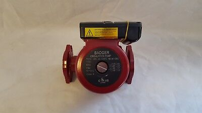 34 GPM 3 speed Pump, W/O Cord, use with outdoor furnaces, hot water heat, solar