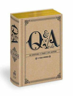 Q and A a Day: 5-year Journal by Potter Style (Diary, 2011)