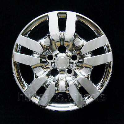 Fits Nissan Altima 2009-2012 Hubcap - Premium Replacement Wheel Cover -Chrome
