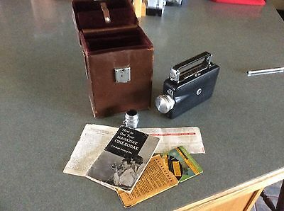 Antique Vintage Magazine Cine Kodak 16Mm Movie Camera