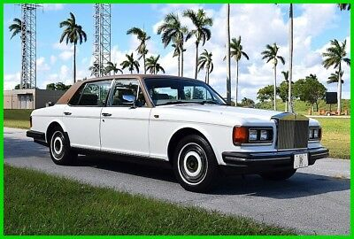 1987 Rolls-Royce Silver Spirit/Spur/Dawn  1987 Used Automatic RWD Sedan