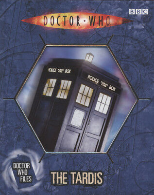 Doctor Who files: The TARDIS by Justin Richards (Hardback)