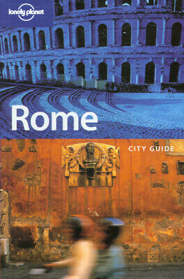 Lonely Planet city guide: Rome by Duncan Garwood (Paperback)