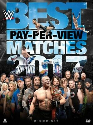 WWE: Best PPV Matches [New DVD] 3 Pack, Ac-3/Dolby Digital, Amaray Case, Dolby