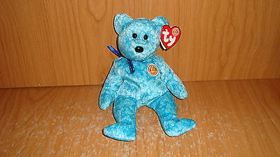 TY   Beanie Baby --Sparkles - January, 2003 ---mint cond with tags