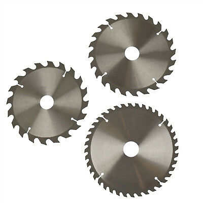 115mm 184mm 235mm Dia TCT Circular Saw Blade For Wood and Plastic 24/40/60 Teeth