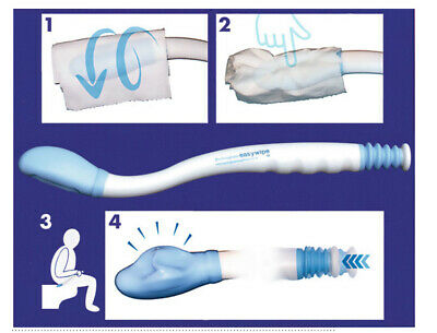 Russka Easywipe abwischhilfe for intimhygiene