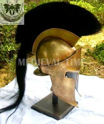 300 Spartan Helmet King Leonidas Movie Replica Helmet Medieval Gift