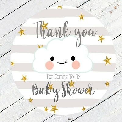 Baby Shower Games Stickers Gender Neutral New Mum To Be Favour Bag Baby Boy Girl