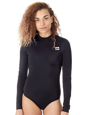 Billabong Black Pebble Reissue Body Swimsuit