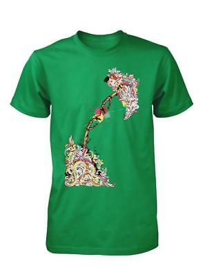 Bnwt Magic Fingers With A Splash Of Colour Paint Kids T Shirt 3-15 Years