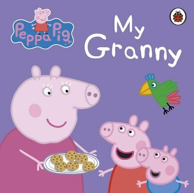 Peppa Pig: My Granny 9780723288619 (Board book, 2014)