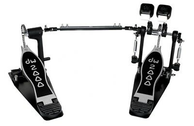 Doppelfußmaschine DW 2002 Double Bass Drum Pedal - tama pearl sonor 3002 5002