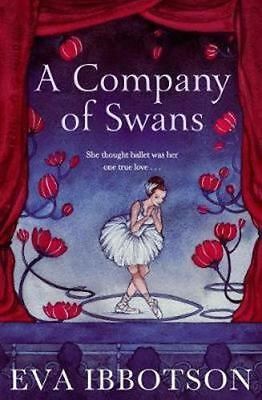 NEW A Company of Swans By Eva Ibbotson Paperback Free Shipping