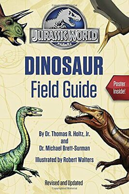 Jurassic World Dinosaur Field Guide (Jurassic World) by Brett-Surman, Dr Michael