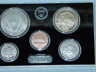 2017 225th ANNIVERSARY ENHANCED UNCIRCULATED COIN SET 17XC