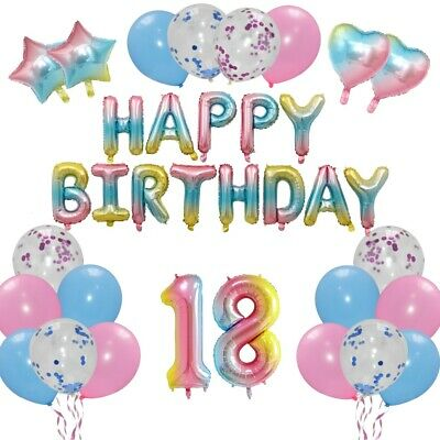 Valentines Day Romantic Gifts Ideas Her- His Love Heart Cute Bears Foil Balloons