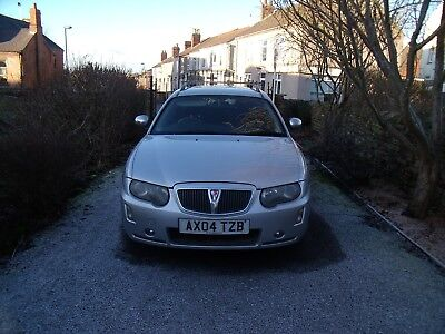 Rover 75 2.0 CDTi Connossieur SE Tourer with new clutch and dual mass flywheel