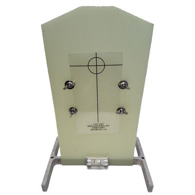 Laserac 14 Inch Plus Green or Red Beam Large Pipe Target