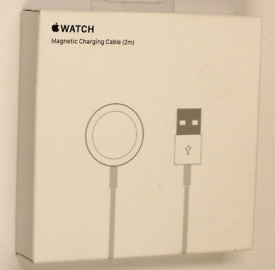 Original Apple Watch Magnetic Charging Cable MJVX2AM/A (2m)