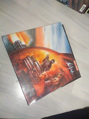 Sodom agent orange lp vinyl Kult orginal
