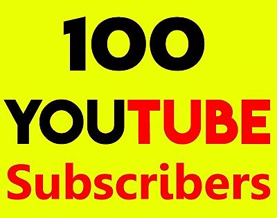 Non drop 100 Plus  Active uTube Subscribers and With Bonus very fast