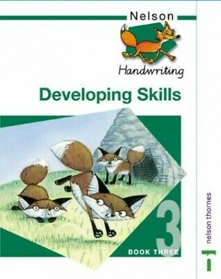 Nelson Handwriting - Pupil Book 3 New Edition : N... by Warwick, Anita Paperback