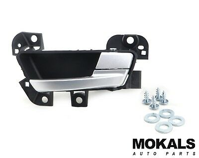 Ford Falcon FG inside door handle Dark Gray & Sliver/Satin Right Side 2008-2016