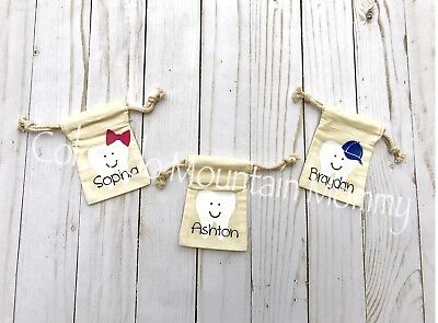 Personalized Tooth Fairy Bag - FREE SHIPPING!!