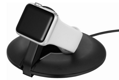 PLATINUM Charging Stand for APPLE Watch / BLACK / $49.99