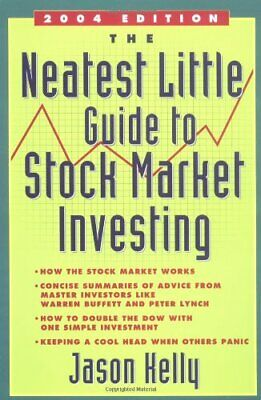 The Neatest Little Guide to Stock Market Investing (Reviseded... by Kelly, Jason