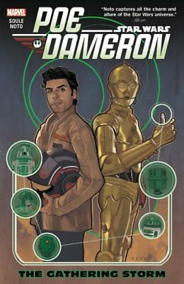 Star Wars: Poe Dameron Vol. 2: The Gathering Storm 9781302901110