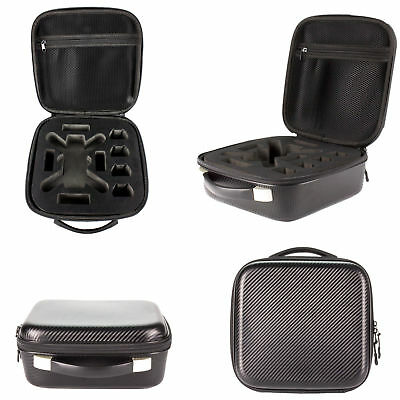 Waterproof Hard Carrying Case Portable Bag Box for DJI Spark Drone and Battery