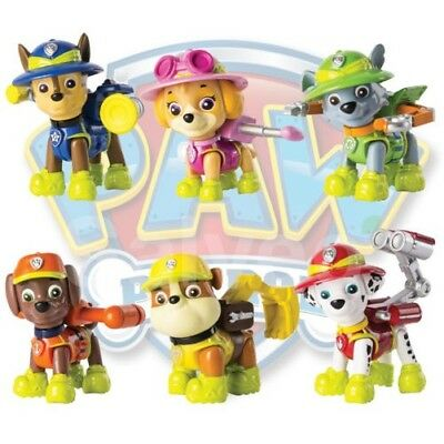 Paw Patrol Jungle Action Pack Pup Puppy Figure Kids Boys Collectable Toy Age 3+