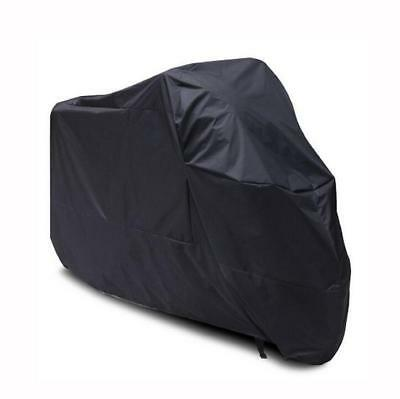 """XXXL 116"""" Motorcycle Waterproof Cover Sun UV Dust Protector Touring Fit"""
