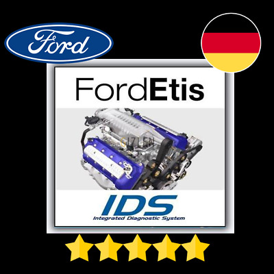 * BEST * Ford Etis 2015 Electronic Technical Information System