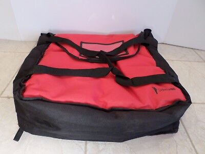 Delivery Pro Pizza Delivery Bag X-Large 20 x 19 x 6-1/2 More Available Lot 2