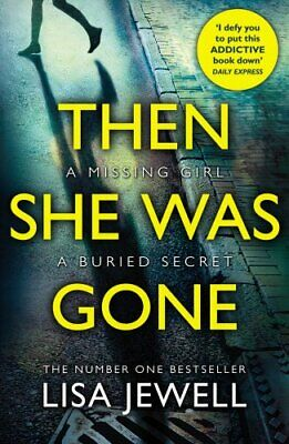 Then She Was Gone by Jewell, Lisa Book The Cheap Fast Free Post