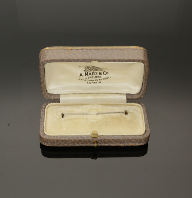 Vintage Jewellery Brooch Presentation Box