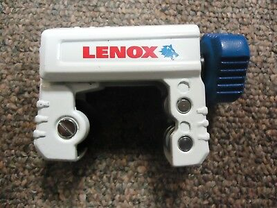 """Lenox 1/8"""" - 1 1/8""""  30mm Tubing Cutter (Model 1924665) *New/Other*"""