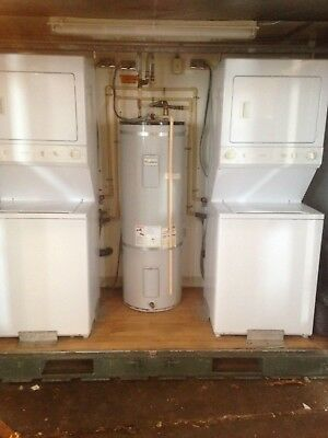 commercial Shipping Container Washer / Dryer