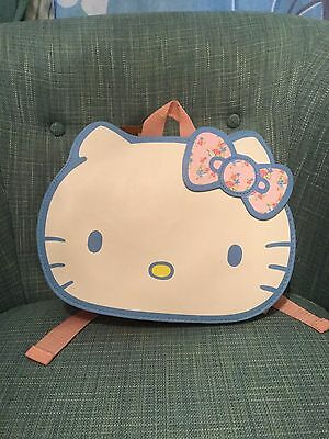 Pretty Pink Hello Kitty Bag / Backpack - M&S - BNWT - RRP £14