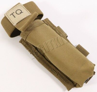 NEW London Bridge LBT-6049F Universal CAT Tourniquet Pouch MOLLE Coyote Brown