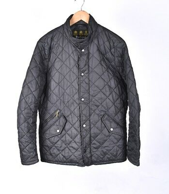 Barbour Quilted Men Jacket Size S