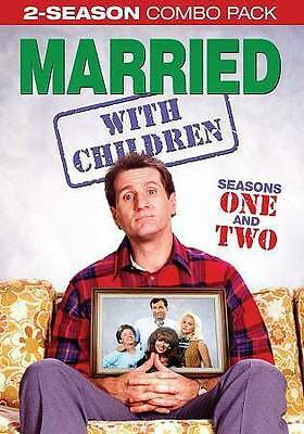 Married... With Children: Seasons One and Two (DVD, 2014, 3-Disc Set)