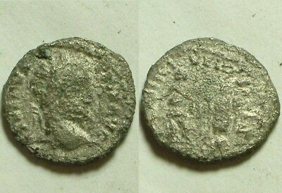 Septimius Severus Emesa mint Rare genuine Ancient Silver Roman Coin 193-211 A.D