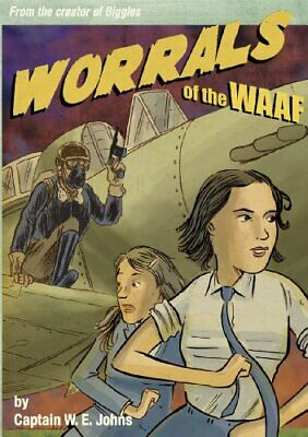 Worrals of the WAAF by W. E. Johns Book The Cheap Fast Free Post